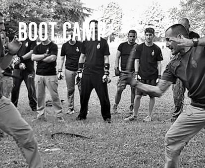 BOOT CAMP