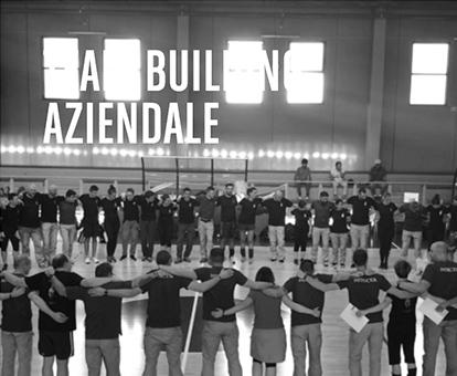 TEAM BUILDING AZIENDALE